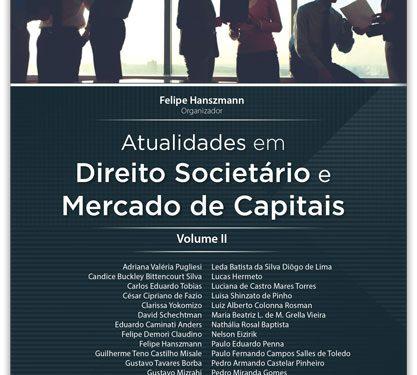 Atualidades em Direito Societário e Mercado de Capitais – Vol. II – 2017</a> by <a href=